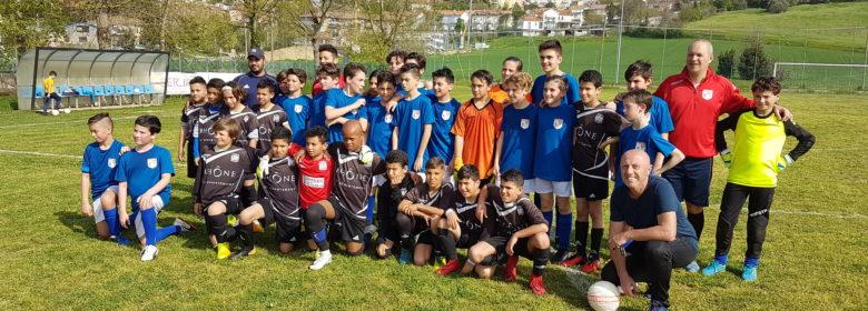 Match amical à RIMINI !