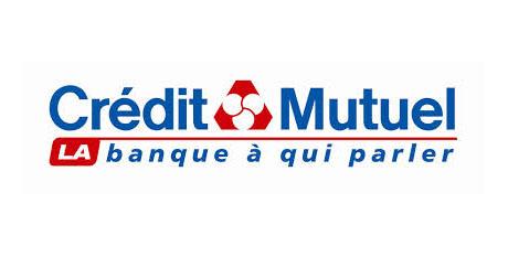 Crédit Mutuel logo
